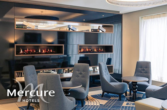 Mercure Edinburgh Haymarket stay - valid 7 days