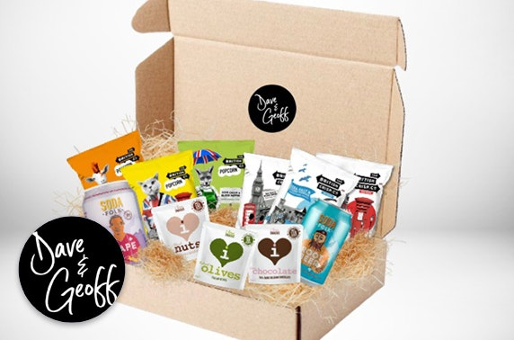 Snack and treat box – only £15