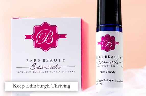 Keep Edinburgh Thriving gift box