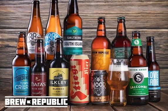 Brew Republic beer subscription - £15