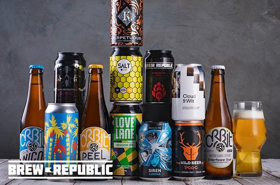 Brew Republic beer subscription - £15