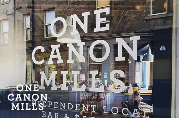 Recently-opened One Canonmills takeaway