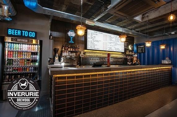 BrewDog takeaway burgers & beer, Inverurie