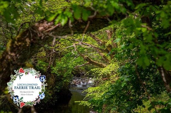 Loch Lomond Faerie Trail entry - from £2