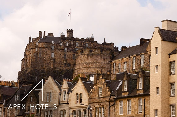 Edinburgh staycation - from £69