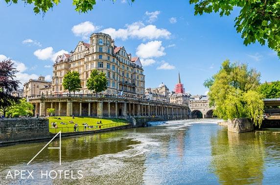 City of Bath getaway - from £79