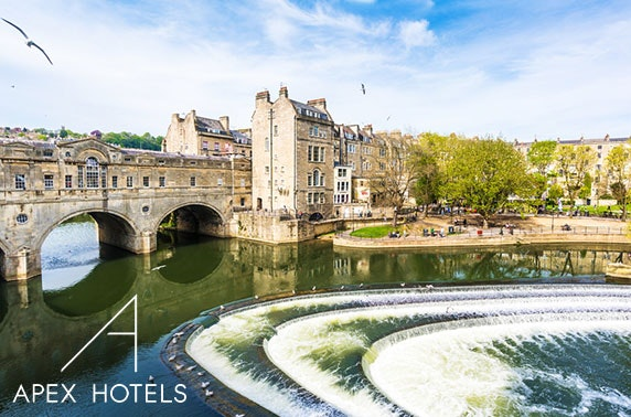 City of Bath getaway - from £79