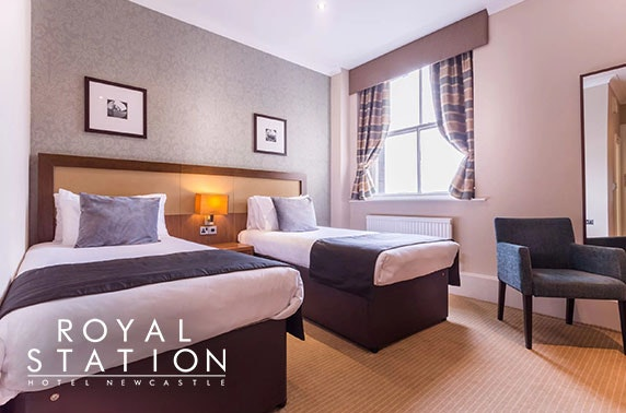 Newcastle city centre stay from £75