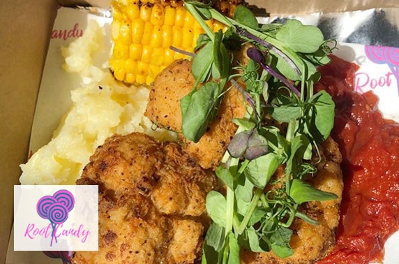 Takeaway veggie & vegan comfort food