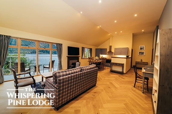 Self-catering Highland retreat - valid until Mar 2021