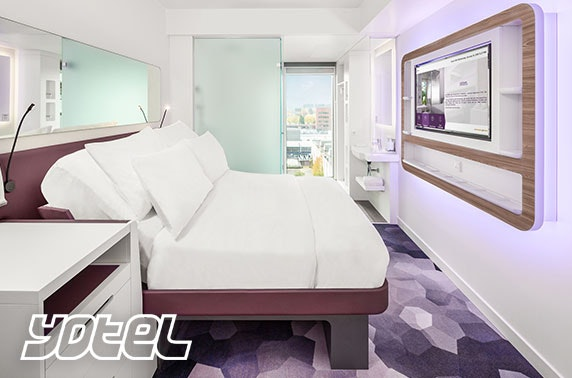 London staycation at brand new YOTEL - from £89