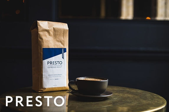 Award-winning coffee - from just 9p per cup