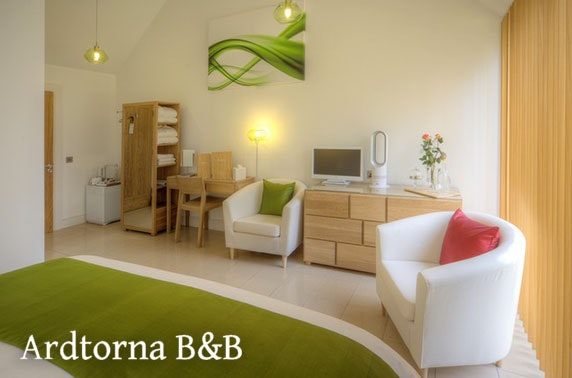 Multi-award winning Ardtorna stay, Oban