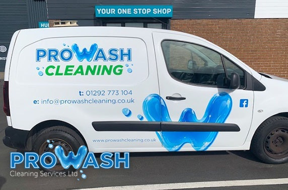 Car wash subscription, Ayr - from £7