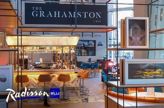 4* Radisson Blu Glasgow stay – from £89