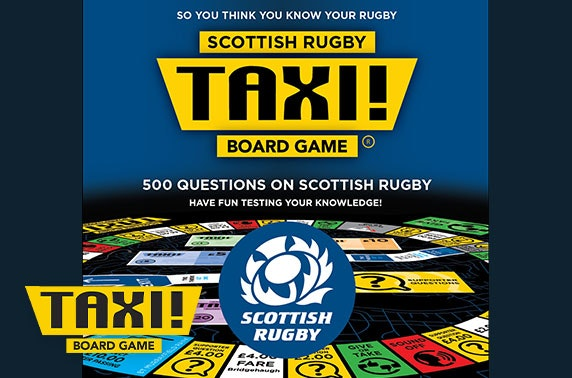 Scottish Rugby edition