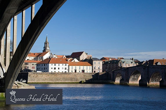 Berwick-upon-Tweed break