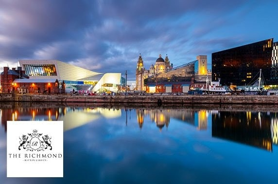 Liverpool City Centre stay