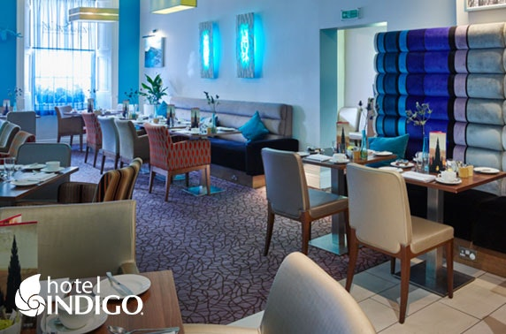 Morning or afternoon tea, Hotel Indigo York Place