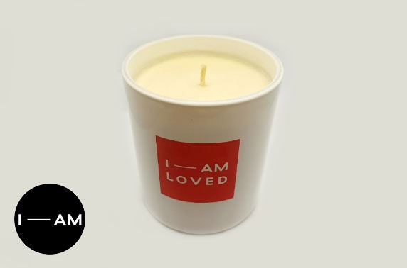 Positive affirmation candles - from £10