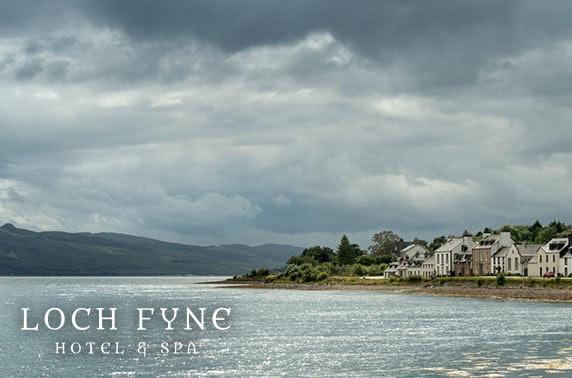 Loch Fyne break
