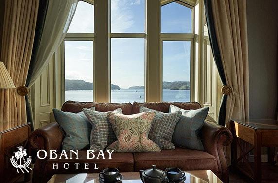 Picturesque Oban getaway