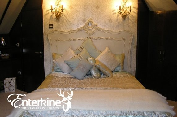 Enterkine lodge stay, Ayrshire