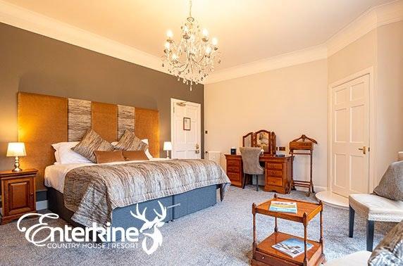 Ayrshire getaway - from £89