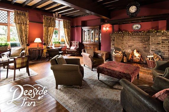 Aberdeenshire getaway - from £65