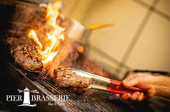 Pier Brasserie dining & wine