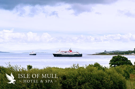 Isle of Mull Hotel & Spa stay