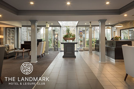 The Landmark Hotel Dundee stay