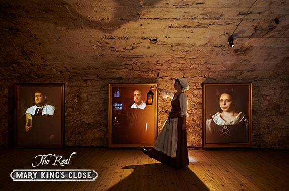 The Real Mary King's Close guided tours