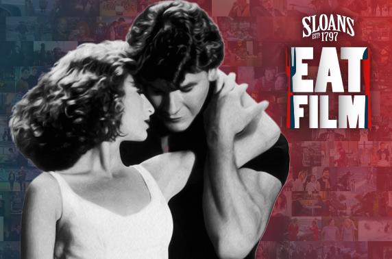EatFilm at Sloans (Socially distanced style)