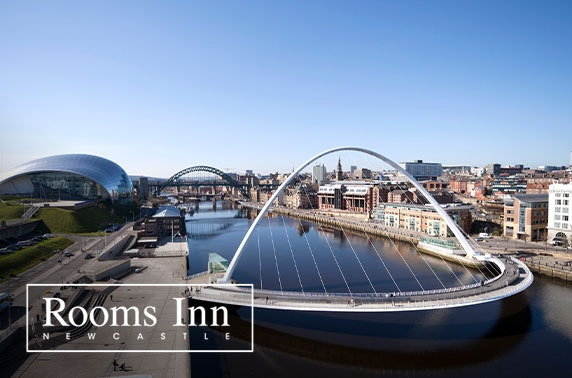 Newcastle break - from £35