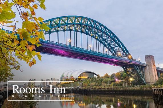Newcastle getaway - £35