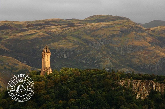 Private Scottish tours - from £28pp
