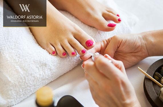 Margaret Dabbs nail treatments, Guerlain Spa