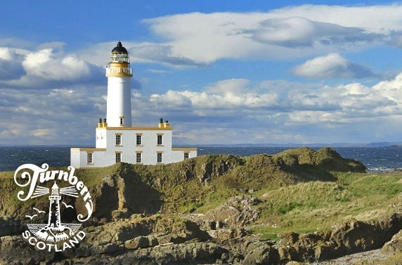 Multi award-winning Trump Turnberry break