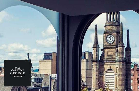 4* Valentine's stay, Glasgow City Centre