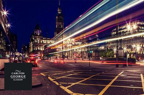 4* Glasgow City Centre stay - from £89