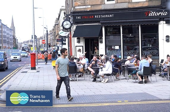 Leith Walk £10 voucher