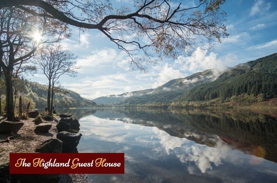 Callander getaway - from £59