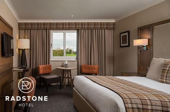 Award winning Radstone Hotel stay, Lanarkshire - from £69