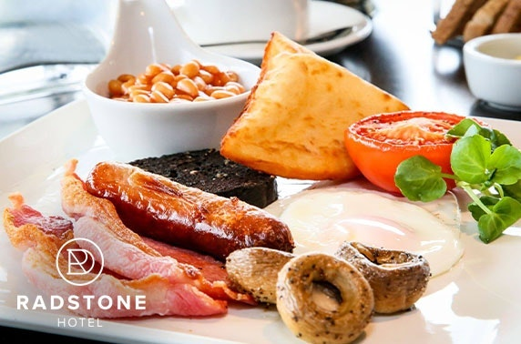 Award winning Radstone Hotel stay, Lanarkshire - from £69