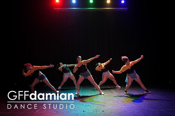 Online dance workouts - from £3.60 per class