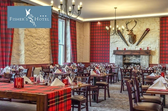 Fisher's Hotel, Pitlochry – from £75