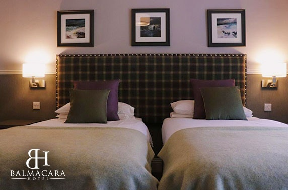 The Balmacara Hotel nr Skye getaway - from £59