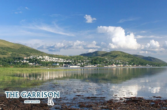 4* Fort William stay - from £49