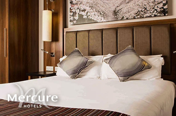 Mercure Darlington Kings Hotel stay